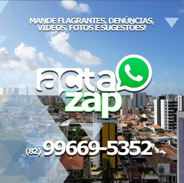 Interaja com nossos programas pelo ActaZap