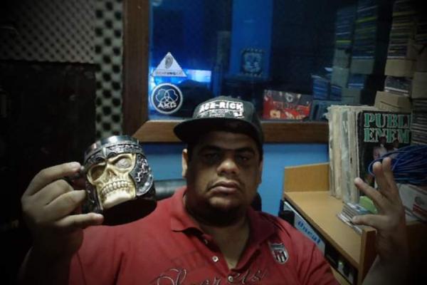 DJ Ace-Rick, fundador do movimento Hip-Hop de AL, morre de Covid-19
