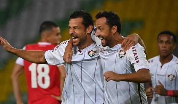 Fluminense vence o Santa Fé na Colômbia