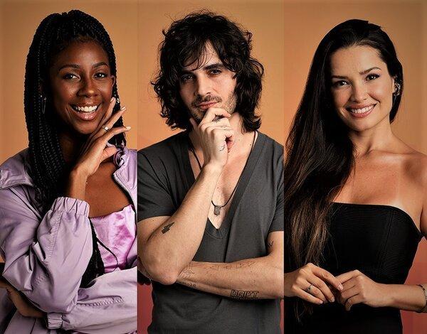 Fiuk, Camilla e Juliette estão na final do