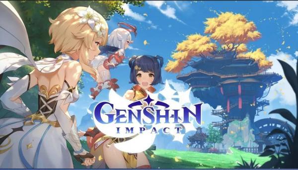 Vou jogar Genshin Impact, o