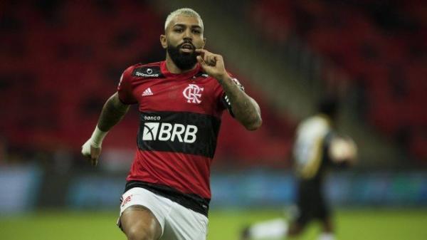 Flamengo passeia contra o Volta Redonda