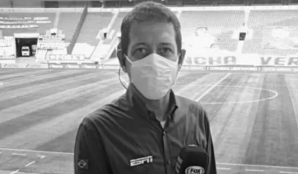 Morre o jornalista esportivo Fernando Caetano
