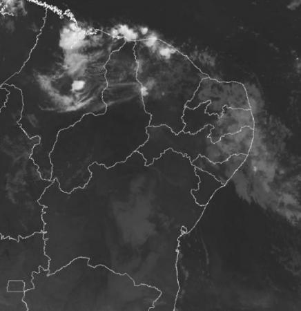 Semarh alerta para os riscos de chuva com intensidade moderada