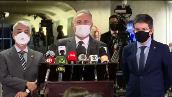 Relator da CPI torna Queiroga, Pazuello e Ernesto Araújo investigados