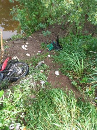 Motociclista morre em acidente em Palmeira dos �ndios