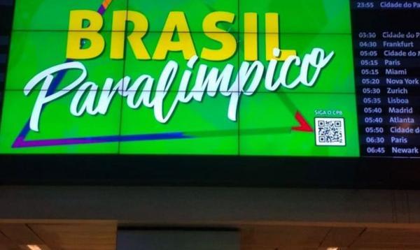 Delegação paralímpica brasileira tem 2 casos de Covid-19