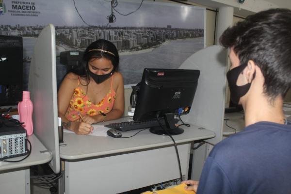 Sine Maceió tem 29 vagas de emprego disponíveis; confira