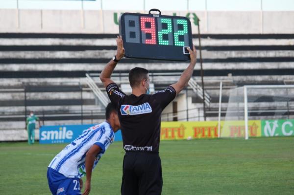 Definidos os árbitros e assistentes para a rodada inicial da segunda divisão