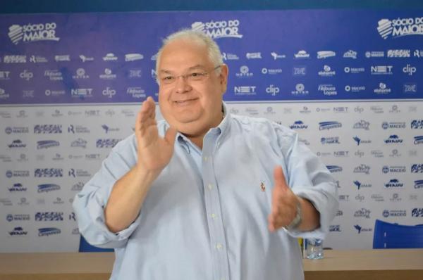 Omar Coelho é o candidato da situação do CSA, e Rafael Tenório vai concorrer à presidência do Conselho Deliberativo