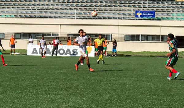 Agrimac Pilarense larga na  frente no alagoano da segunda divisão