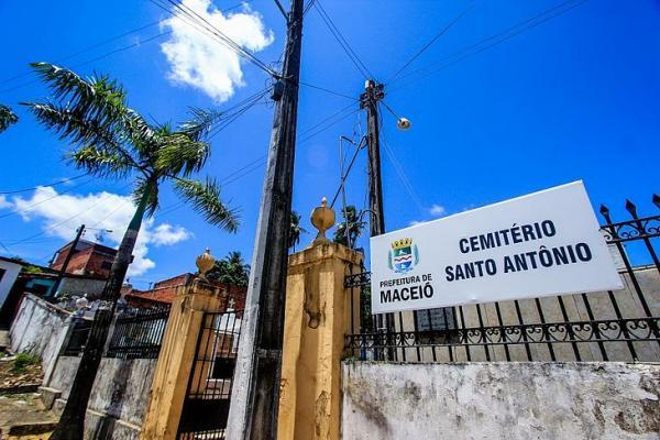 Cemitério Santo Antonio, em Bebedouro, é liberado para visitas a partir deste domingo (17)