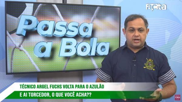 PASSA A BOLA - 01/09