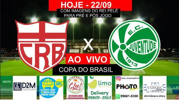 Jornada Esportiva CRB 1 x 0 Juventude