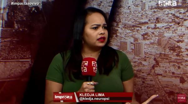 Cultura do cancelamento - Entrevista com Kledja Lima - neuropsicóloga
